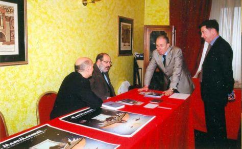 Umberto Eco and marelibri