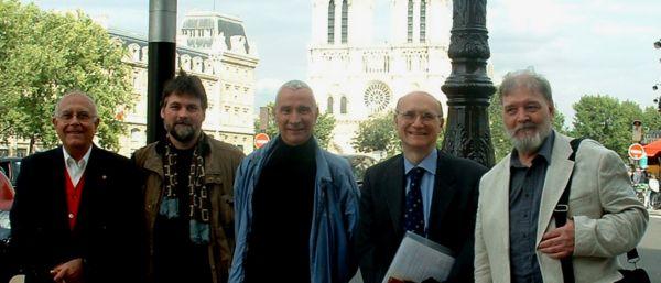 Marelibri partners in Paris
